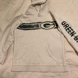 Other - RARE YOUTH XL GREEN BAY PACKERS SWEATSHIRT